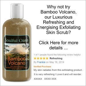 Bamboo Volcano by Soulful Oasis